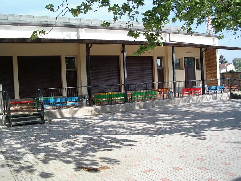aula didattica esterna